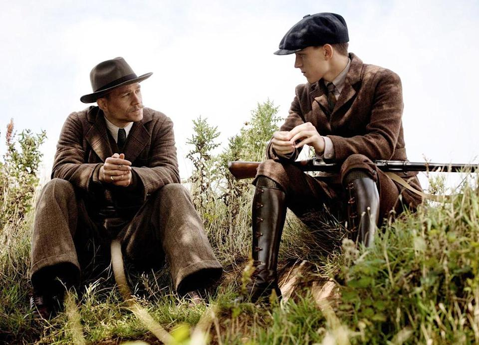 <p>James Gray's old-school cinematic classicism energizes his biopic about early 20th century British explorer Percy Fawcett (Charlie Hunnam), who embarked on repeated expeditions into the Amazon to find remnants of an ancient civilization. Lush and hypnotic, it's bolstered by superb supporting turns from Robert Pattinson and Sienna Miller. —<i>N.S.</i> (Photo: Amazon)<br><br></p>