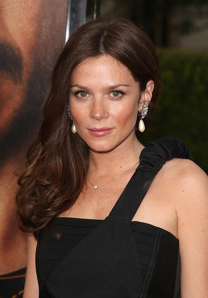 """<a href=""""http://movies.yahoo.com/movie/contributor/1800018592"""">Anna Friel</a> at the Los Angeles premiere of <a href=""""http://movies.yahoo.com/movie/1809986571/info"""">The Soloist</a> - 04/20/2009"""