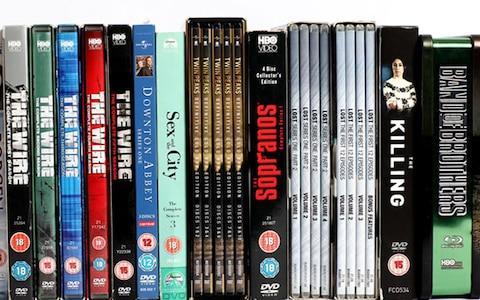 Binge watching on Netflix or boxsets could destroy healthy goals