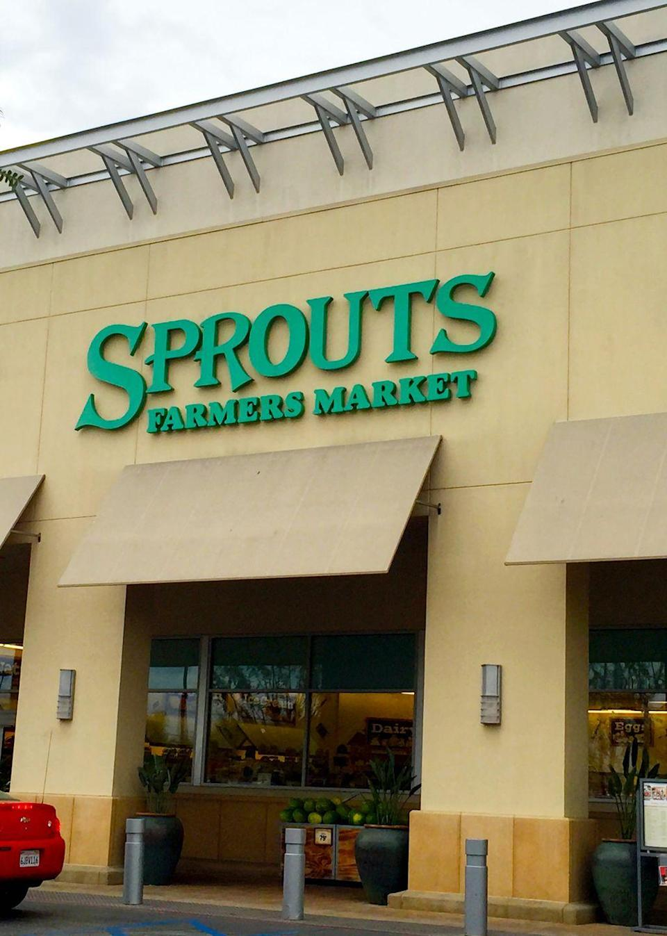 "<p>Oh no, you ran out of butter! Go to <a href=""https://www.sprouts.com/"" rel=""nofollow noopener"" target=""_blank"" data-ylk=""slk:Sprouts Farmers Market"" class=""link rapid-noclick-resp"">Sprouts Farmers Market</a> between 7 a.m. to 4 p.m. to grab a pack. Your dinner rolls will thank you.</p>"