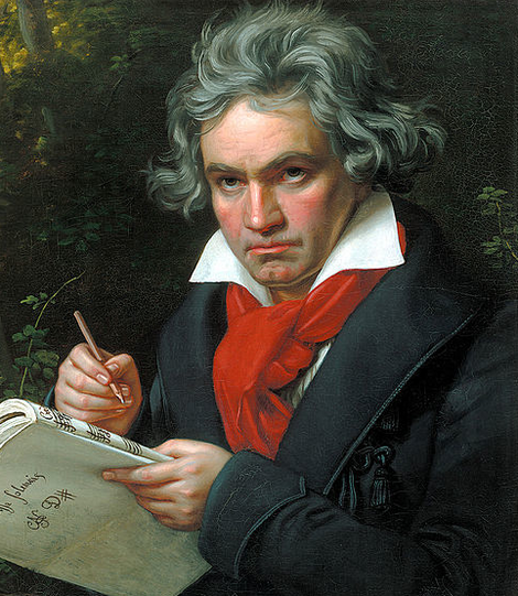 Give Birth to Beethoven
