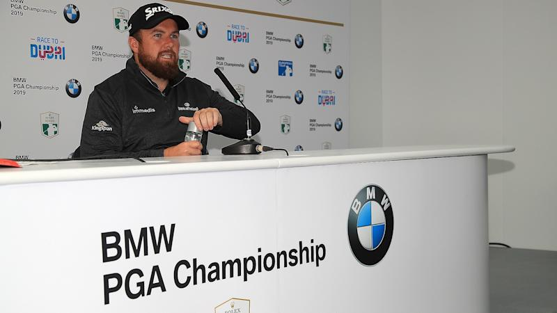 Open champ Lowry - and all else- begins Ryder Cup quest at Wentworth