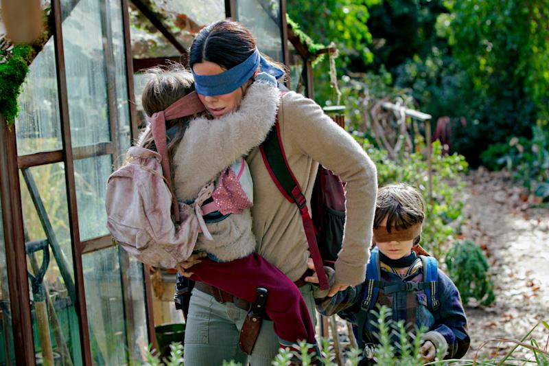Don T Try This At Home Netflix Urges Bird Box Fans Not To Attempt