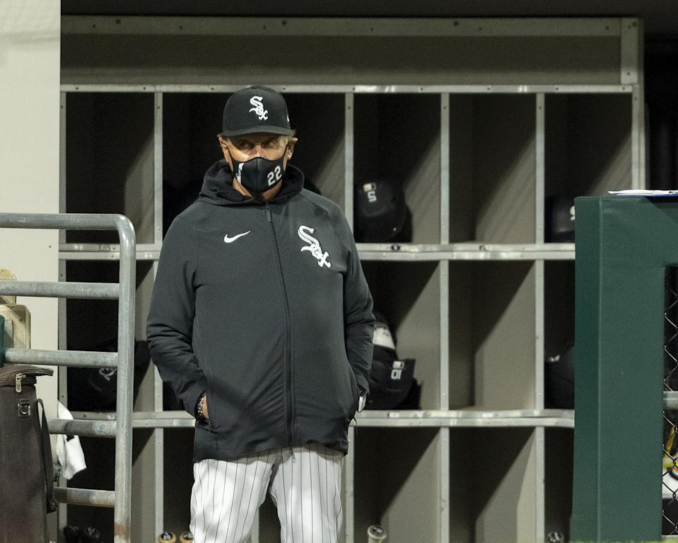 In criticizing his own player, Tony La Russa is risking losing the clubhouse in his first year at the helm of the contending White Sox. (Photo by Ron Vesely/Getty Images)