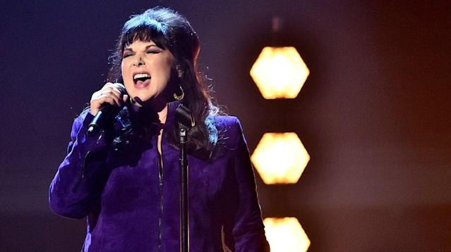 Heart's Ann Wilson will pay tribute to David Bowie, Tom Petty, and others on her new covers album, <em>Immortal</em>.