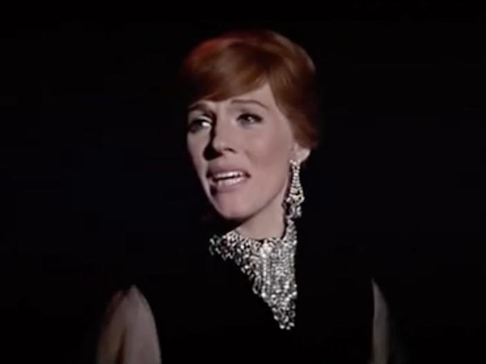 darling lili julie andrews