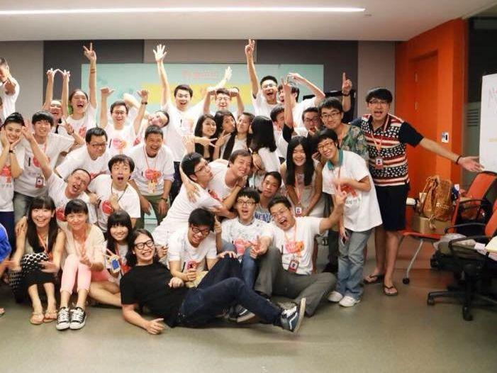 Summer Interns at Alibaba