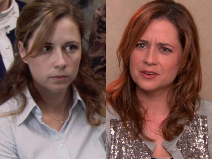 pam the office