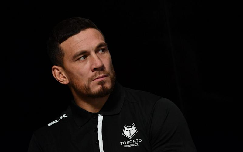 Toronto Wolfpack were promoted - AFP