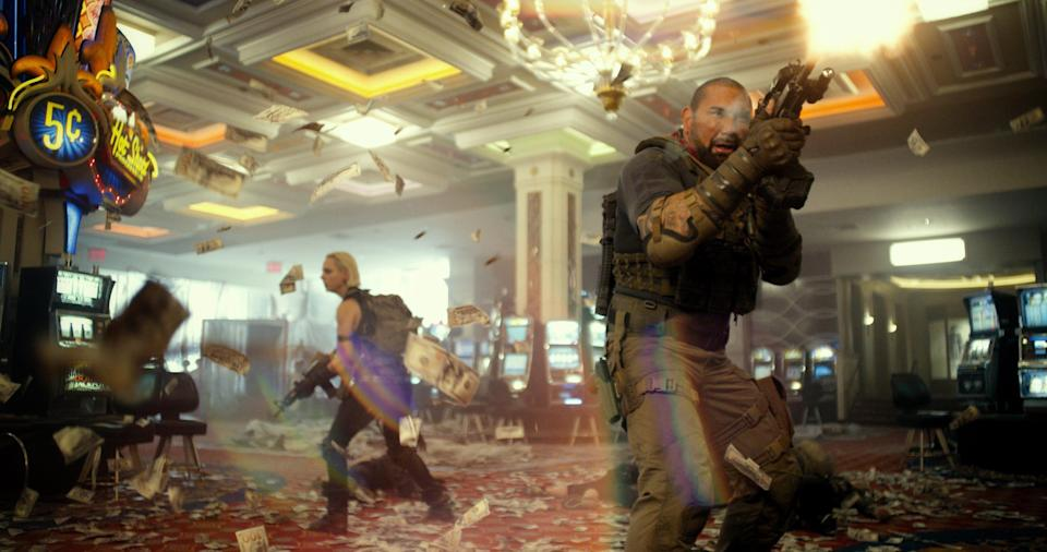 army of the dead casino floor