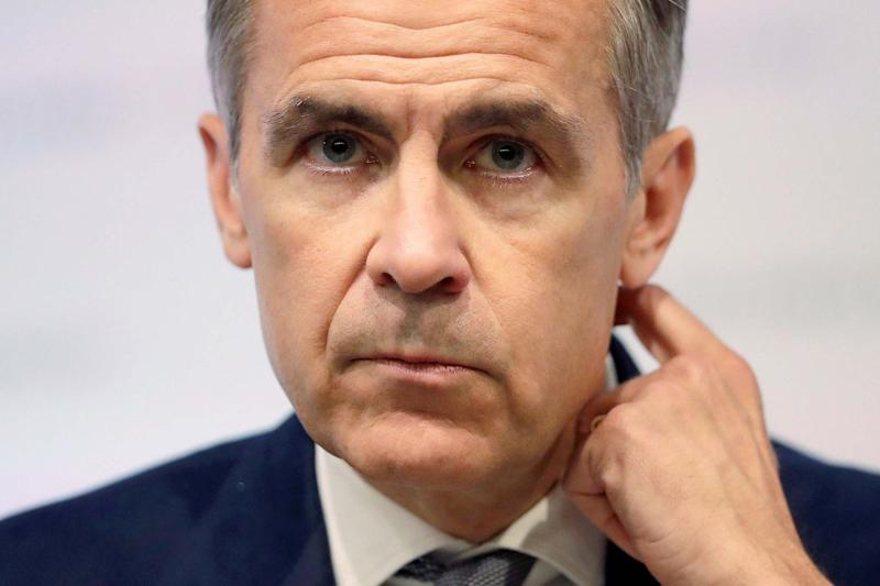 Bank of England Mark Carney (AFP/Getty Images)