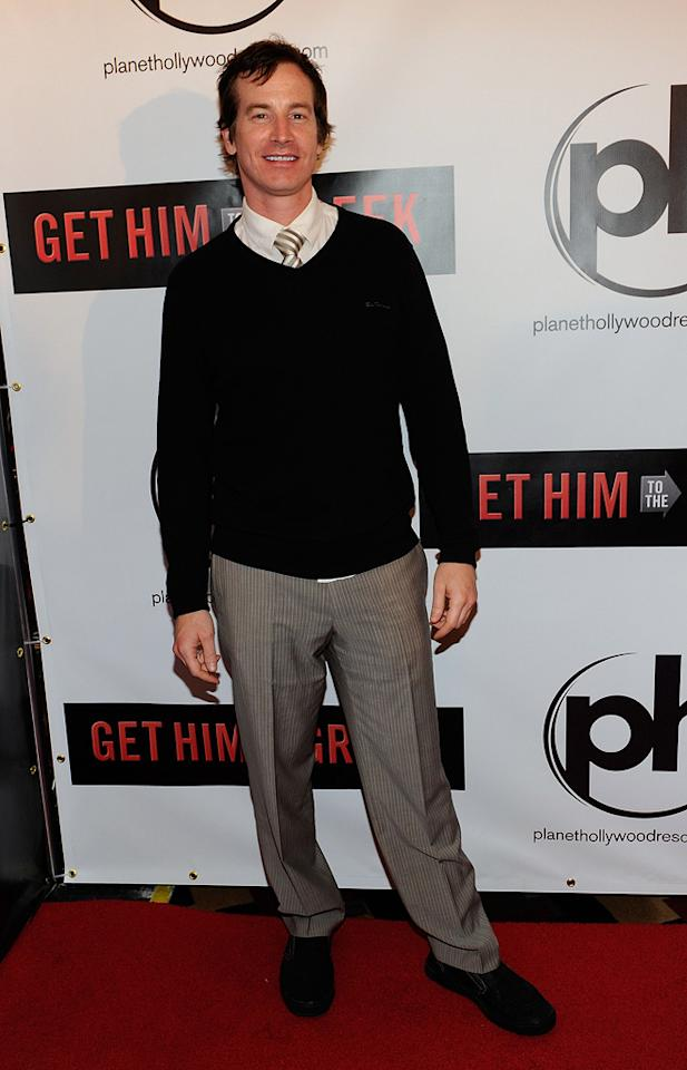 """<a href=""""http://movies.yahoo.com/movie/contributor/1804146865"""">Rob Huebel</a> at the Las Vegas screening of <a href=""""http://movies.yahoo.com/movie/1810081179/info"""">Get Him to the Greek</a> - 05/20/2010"""