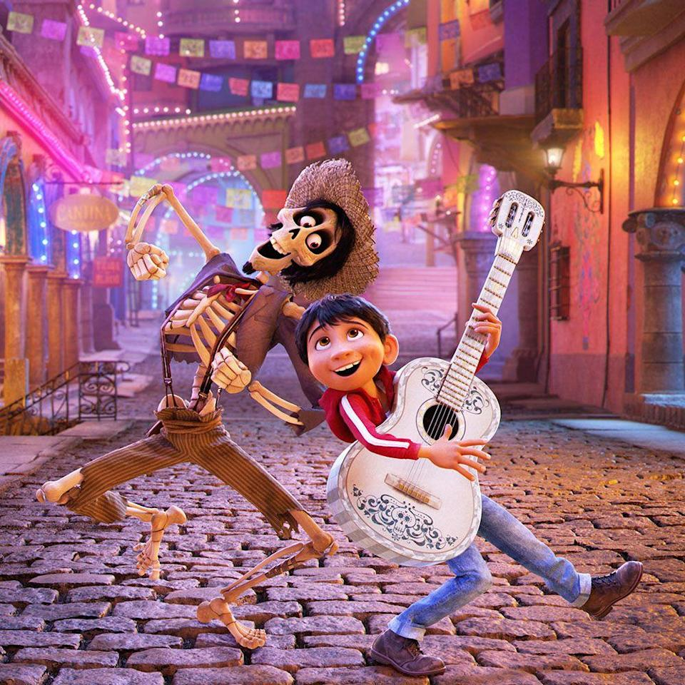 "<p>As Mexico celebrates the traditional Day of the Dead, a curious young boy unexpectedly comes face to face with his ancestry as he gets mysteriously stuck in the afterlife. For younger audiences, the fun music and exciting visuals are enough, but older viewers will love the message about tradition and honoring those that came before you. The story is a real tearjerker.</p><p><a class=""link rapid-noclick-resp"" href=""https://go.redirectingat.com?id=74968X1596630&url=https%3A%2F%2Fwww.disneyplus.com%2Fvideo%2Fa0a763f2-fb06-4cad-8bc6-95e777f82746%3Fpid%3DAssistantSearch&sref=https%3A%2F%2Fwww.harpersbazaar.com%2Fculture%2Ffilm-tv%2Fg33002202%2Fbest-family-movies%2F"" rel=""nofollow noopener"" target=""_blank"" data-ylk=""slk:Watch Now"">Watch Now</a></p>"