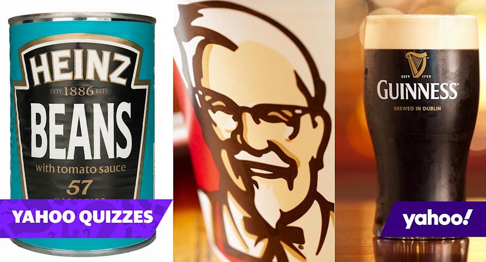 Can you match the brand to its famous slogan?