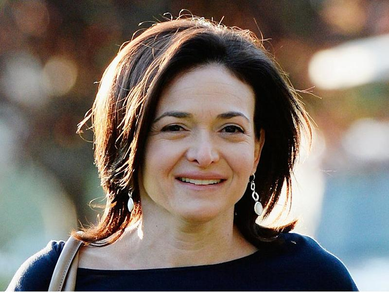 Facebook's Sheryl Sandberg warns of backlash against women amid sexual harassment scandals