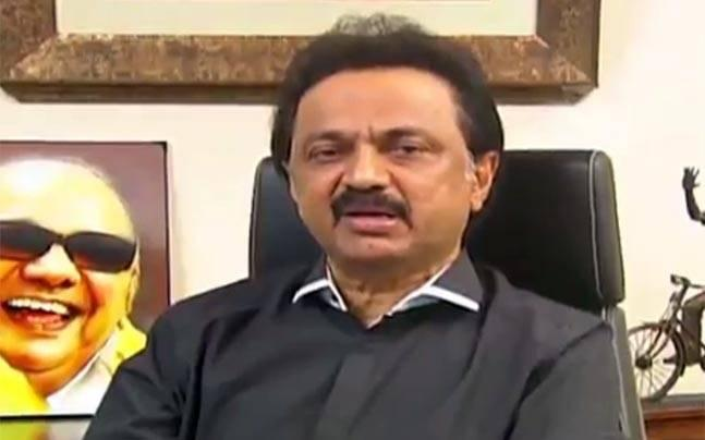 Centre is conducting selective raids against AIADMK leaders: MK Stalin