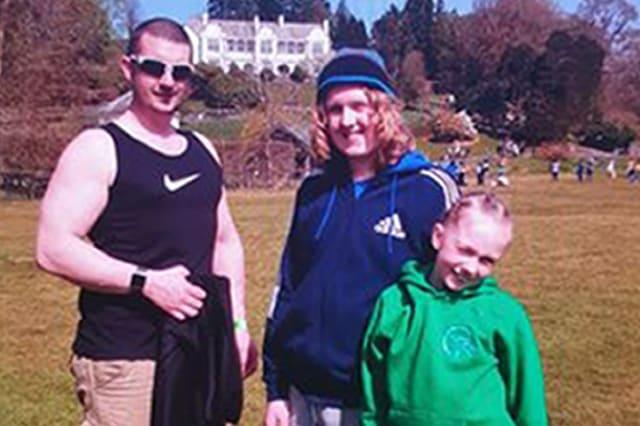 Father's Day crash victims named by police