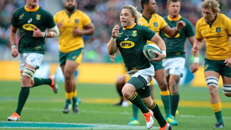 Springboks down Wallabies to pile more pressure on Cheika