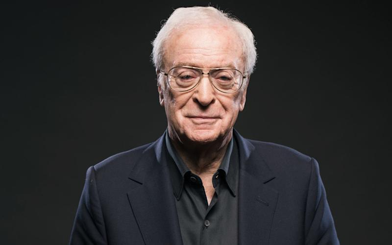 Michael Caine says ageism in Hollywood is getting better - Casey Curry /AP