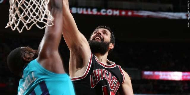 Nikola Mirotic might be the rookie of the year, but not the Rookie of the Year