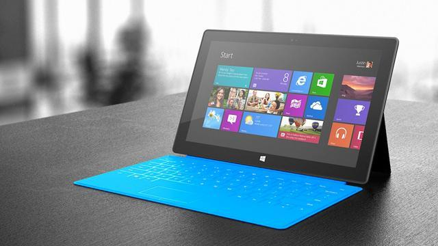 Microsoft Drops Price of Surface RT Tablet to $350