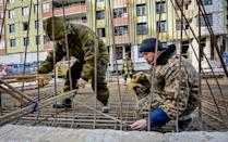 With millions of foreign labourers from the former Soviet Union stuck at home due to pandemic-induced border closures, Russian companies have had to adapt, hiring more expensive workers from the country's regions.