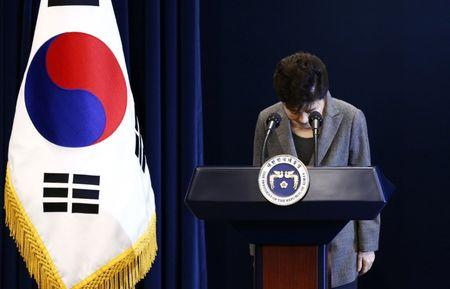 South Korean court confirms impeachment of President Park