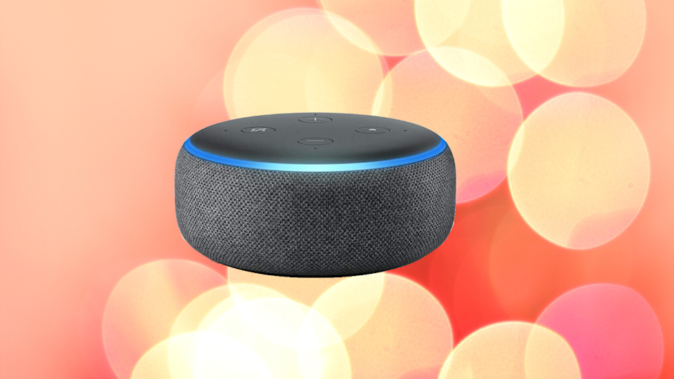 Save 53 percent on the Echo Dot (third generation). (Photo: Amazon)