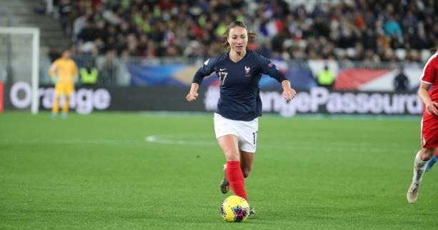 Foot - France (F) - Équipe de France : pour Gaëtane Thiney, il faut une grande remise en question