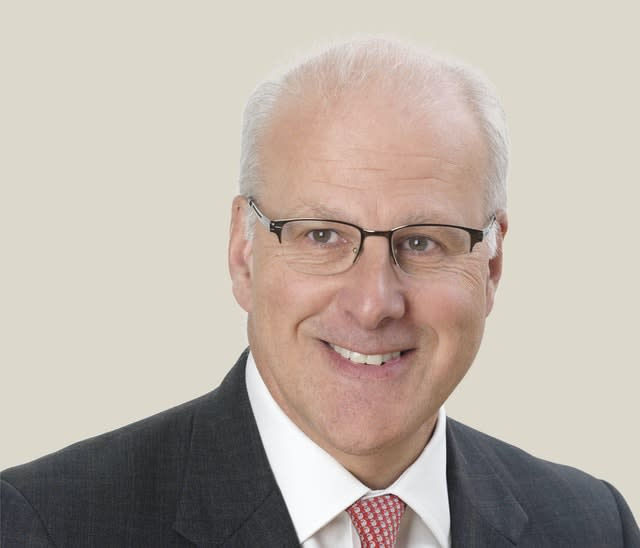 Charles Randell, chair of the FCA