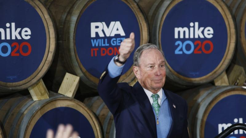 Mike Bloomberg set to sell company if elected president