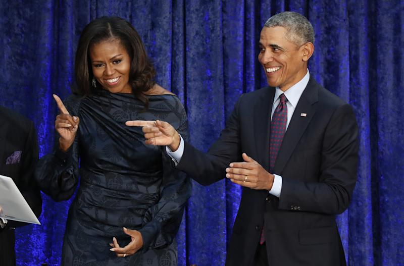Barack and Michelle Obama to Produce Films and TV Shows for Netflix