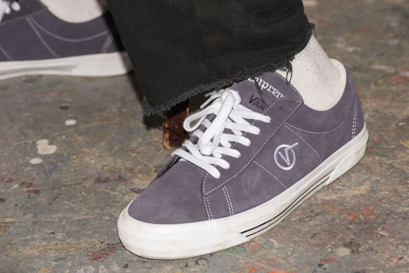 ebcf7010509378 The New Supreme x Vans Sid Pro Collab Drops Tomorrow