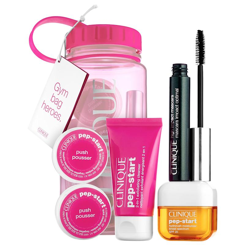 Get Glam at the Gym With These 12 Athleisure Beauty Sets