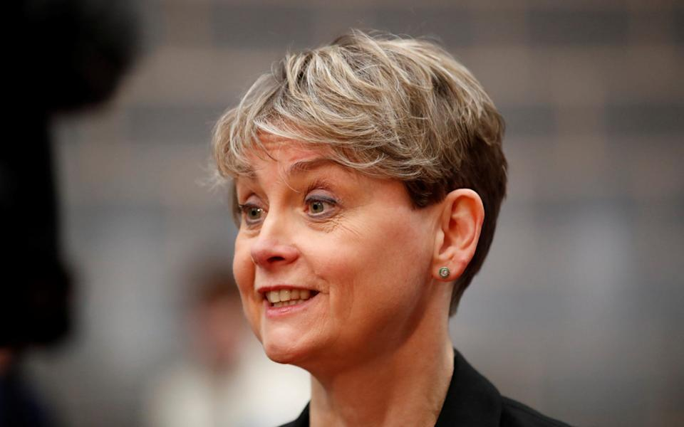Yvette Cooper wants to read the report in full - Reuters