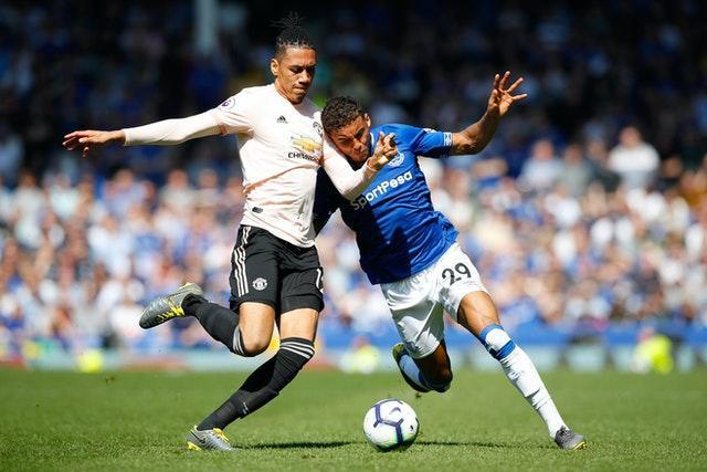 Everton v Manchester United – Premier League – Goodison Park