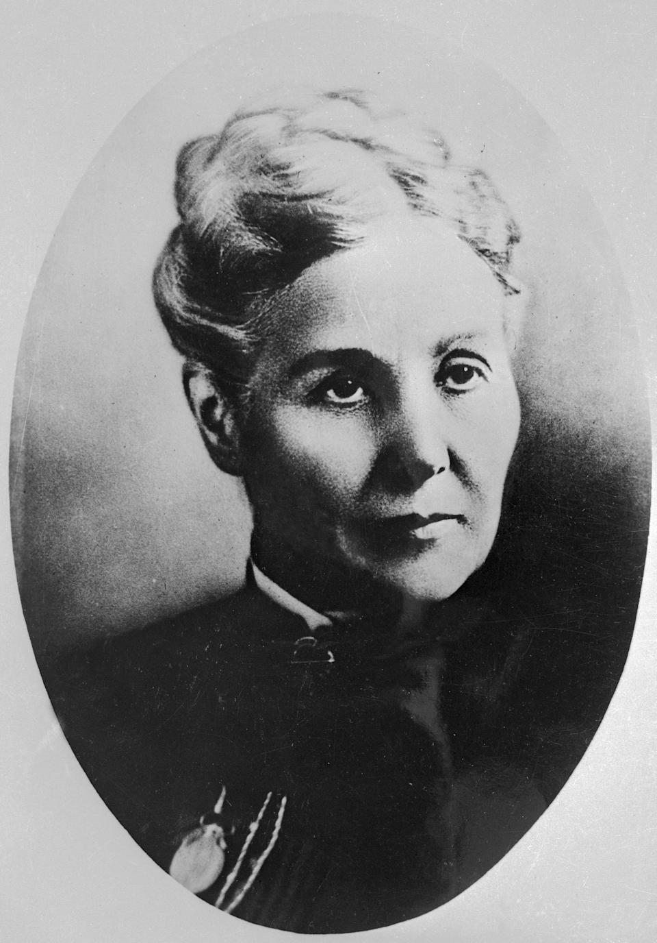 Mother of Anna M. Jarvis, Founder of Mother's Day (Bettmann Archive via Getty Images)