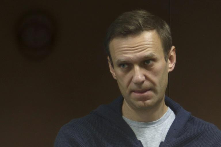 Alexei Navalny started refusing food in protest at what he said was a lack of proper medical treatment in prison for severe back pain and numbness in his legs