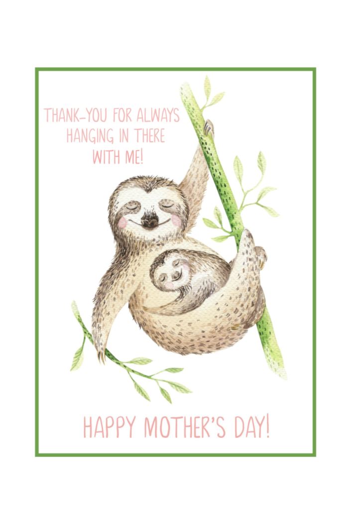 """<p>For the Mom who's been with you through everything.</p><p><em><strong>Get the printable at <a href=""""https://www.cleanandscentsible.com/free-printable-mothers-day-cards/"""" rel=""""nofollow noopener"""" target=""""_blank"""" data-ylk=""""slk:Clean & Scentsible"""" class=""""link rapid-noclick-resp"""">Clean & Scentsible</a>.</strong></em></p>"""