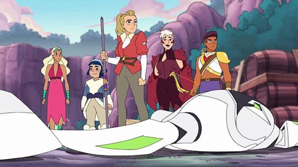 She-Ra and the Princesses of Power (Netflix)