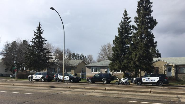 Man, 32, charged in Edmonton's 17th homicide of 2017