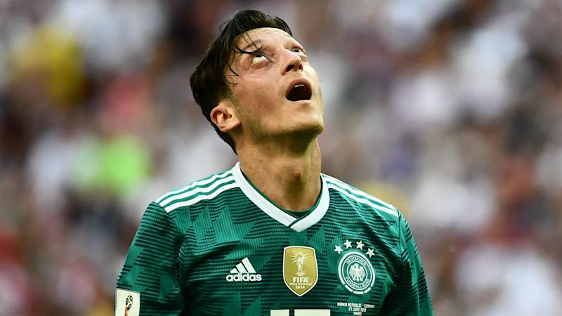 German FA admits to Ozil 'mistakes' that forced Arsenal's World Cup-winning star into retirement amid racism storm