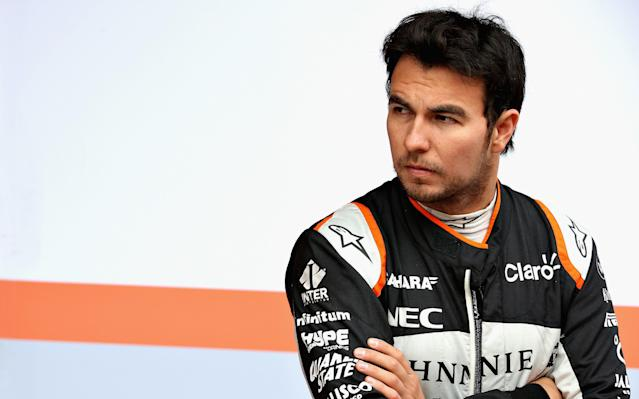 Mexican driver Sergio Perez is an inspirational figure - 2017 Getty Images