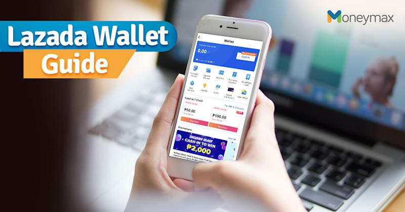 Lazada Wallet Guide | Moneymax