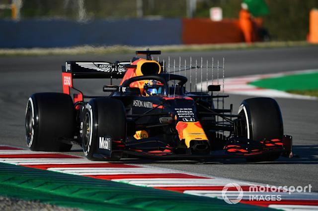 "Alex Albon, Red Bull Racing RB16 <span class=""copyright"">Mark Sutton / Motorsport Images</span>"