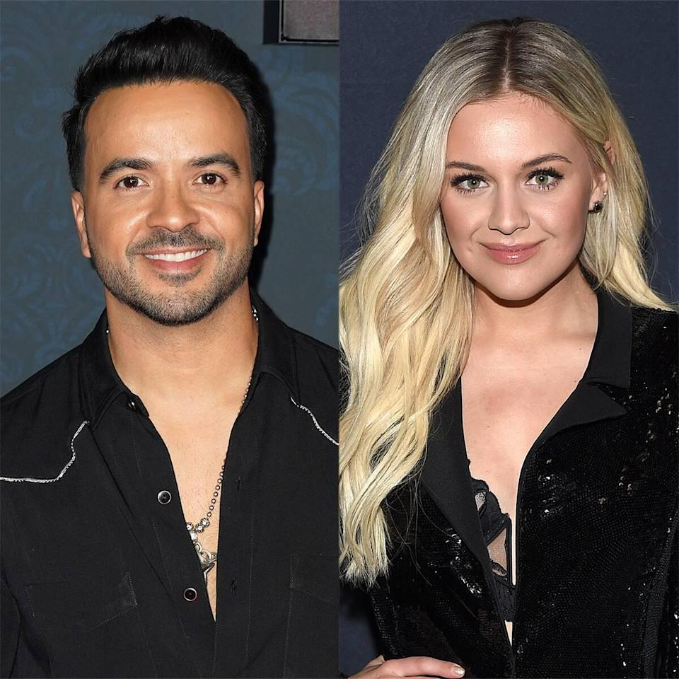 Kelsea Ballerini and Luis Fonsi's Duet in Momento Latino Special Proves the Power of Music: Watch