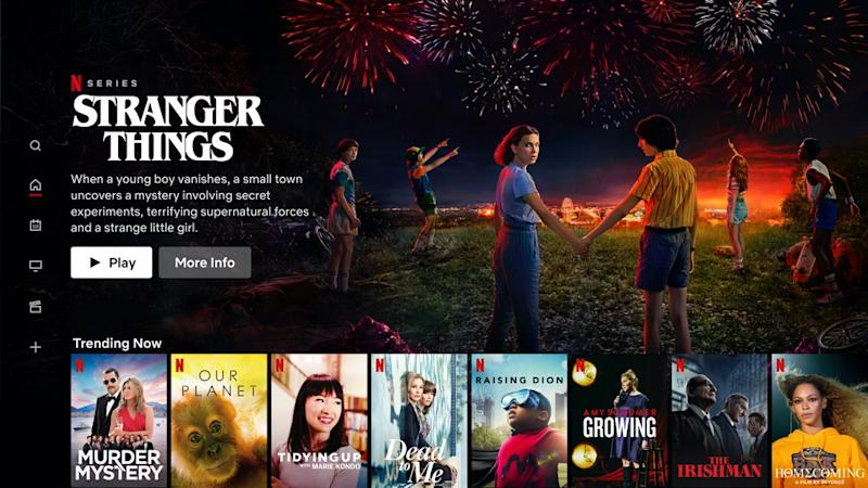 Netflix is still the king of the streaming services. (Image: Netflix)