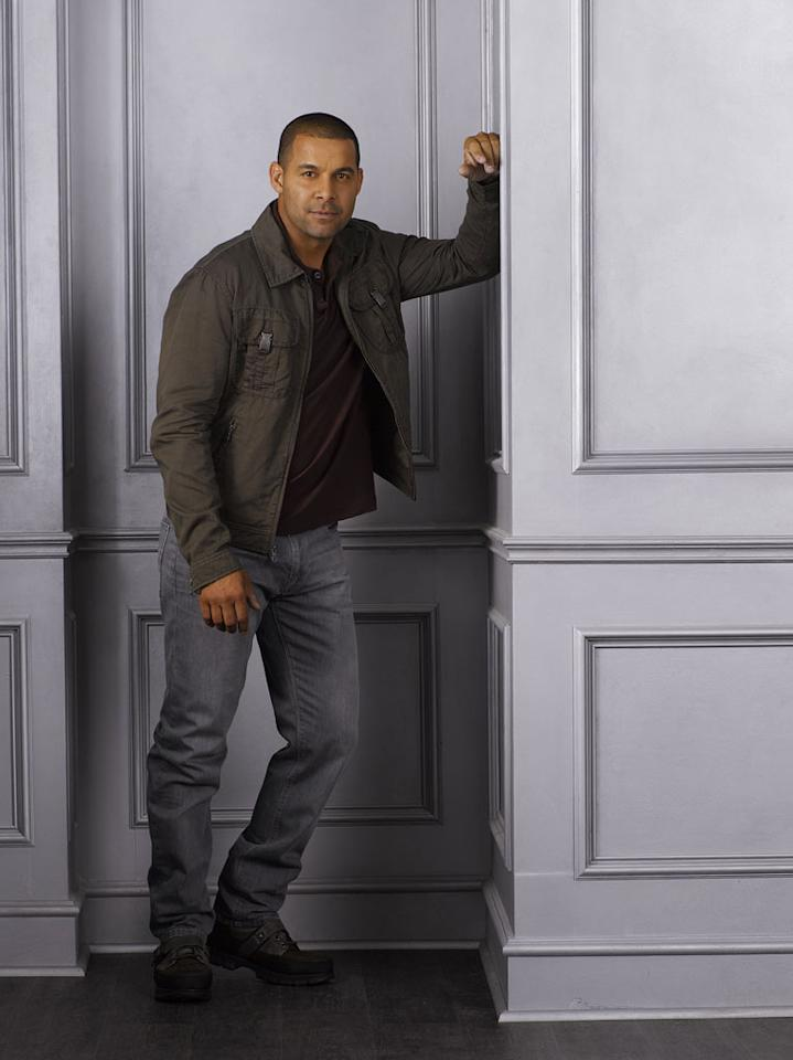 "Jon Huertas stars as NYPD Detective Javier Esposito in ""Castle."""