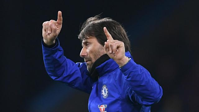 Chelsea are not giving up the fight as they look to secure Champions League qualification, says Antonio Conte.