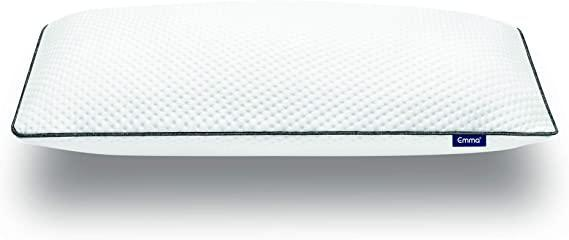 """<h3><strong>Emma Memory-Foam Pillow</strong></h3><br>This premium pillow was and still is must-cart bedding material. What makes this memory-foam model stand out from the crowd? It's hypoallergenic filling that provides pressure relief and major sleep support.<br><br><strong><a href=""""https://www.amazon.co.uk/stores/Emma/page/E1C4F62A-F284-44B1-B169-F7F6AC793A76?ref_=ast_bln"""" rel=""""nofollow noopener"""" target=""""_blank"""" data-ylk=""""slk:Shop Emma"""" class=""""link rapid-noclick-resp"""">Shop <em>Emma</em></a></strong><br><br><strong>Emma</strong> Memory Foam Pillow, $, available at <a href=""""https://www.amazon.co.uk/Emma-Visco-elastic-Orthopedic-Hypo-allergenic-Breathable/dp/B07HRWFC7J/ref=sr_1_2_sspa?"""" rel=""""nofollow noopener"""" target=""""_blank"""" data-ylk=""""slk:Amazon"""" class=""""link rapid-noclick-resp"""">Amazon</a>"""